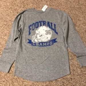 NWT! Long sleeve t-shirt size 14 Children's Place